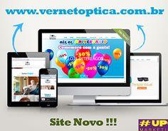 "Check out new work on my @Behance portfolio: ""Novo site para Óptica Vernet"" http://be.net/gallery/36114641/Novo-site-para-Optica-Vernet"
