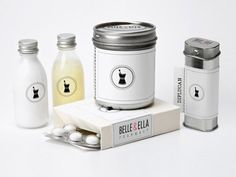 Packaging of the World: Creative Package Design Archive and Gallery: Belle & Ella Pharmacy