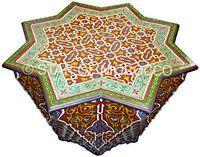Moorish Star table