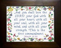 Lauryn - Name Blessings Personalized Cross Stitch Design from Joyful Expressions Cross Stitch Charts, Cross Stitch Designs, Cross Stitch Patterns, Cross Stitching, Cross Stitch Embroidery, Embroidery Patterns, Hand Embroidery, Favorite Bible Verses, Names With Meaning