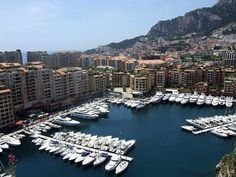 Fontvieille Harbour places-id-love-to-visit