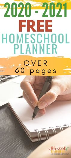 There are a lot of ways to plan, to teach, and to evaluate your children in homeschool. Many people are still using pencil and paper because it will strengthen their commitment. Today I am going to share our Free Homeschool Planner 2020 - 2021