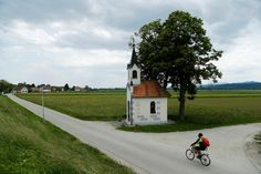 A person cycles along a street in Brezice, Slovenia, May 23, 2016. REUTERS/Antonio Bronic         SEARCH 'MIGRANTS ROUTES' FOR THIS STORY. SEARCH 'THE WIDER IMAGE' FOR ALL STORIES via @AOL_Lifestyle Read more: https://www.aol.com/article/news/2017/07/10/sweden-ranked-best-country-to-be-an-immigrant/23023633/?a_dgi=aolshare_pinterest#fullscreen