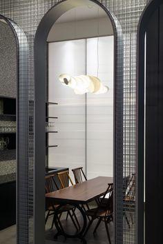 Screen partition design inspiration 40 Ideas for 2019 Arch Interior, Interior Walls, Interior Architecture, Interior Decorating, Screen Design, Wall Design, House Design, Pop Design, Design Lab