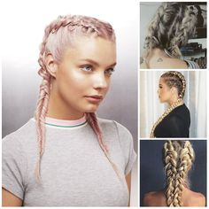"awesome 2017 Boxer Braids,  These new boxer braids look much like the fashion that we name ""cornrows"", ""plaits"" or ""banana braids"". Whatever these braids is perha..."