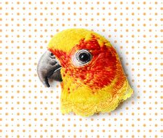 http://www.thisiscolossal.com/2017/06/lifelike-bird-pins-embroidered-by-paulina-bartnik/