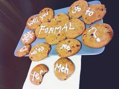 My winter formal proposal :)