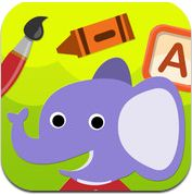 Kandoobi Animals is the perfect toddler app! All four games include over 100 original, enticing and colorful animal, bug and reptile characters. The background music keeps kids moving and the narra… Letter Matching Game, Matching Games, Toddler Apps, Toddler Preschool, Fun Learning, Learning Activities, Kids Video Songs, Coloring Book App, Kids Moves