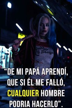 Harey Quinn, Joker Quotes, Emo Quotes, Love Phrases, Joker And Harley, Sad Love, Spanish Quotes, Positive Quotes, Life Quotes
