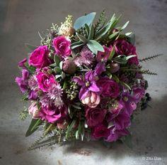 Zita Elze Flowers AmethystPink