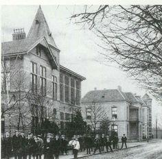 Kweekschool Singel, anno 1882