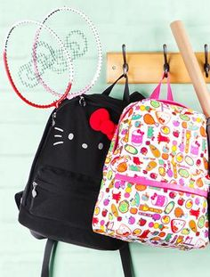 Hello Kitty Backpacks for all!