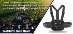 Best GoPro Chest Mount in 2021 - Complete Reviews With Comparison - Welcome to Camera-Site Gopro Chest Mount, Internet Trends, High Tech Gadgets, Gopro Camera, Camera Reviews, Photography Tips, Let It Be, Popular, Check