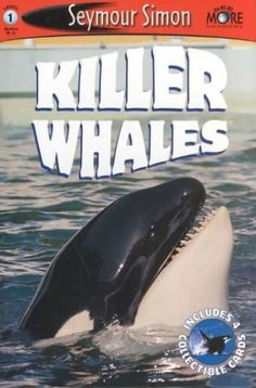 Killer Whales (SeeMore Readers)
