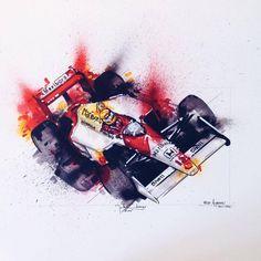 R.i.p. Ayrton Senna