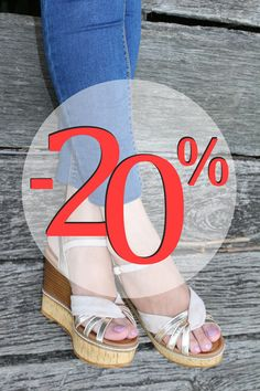 Сеть магазинов Goover спешит порадовать своих любимых покупателей очередной акцией! С 21.04 по 10.05 действует скидка -20% на босоножки. Ждем Вас! www.goover-fashion.com