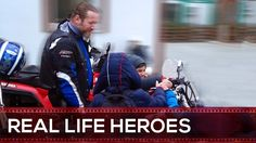 REAL LIFE HEROES 2017  Bikers For Humanity: Part 2 | Random Acts of Kin...