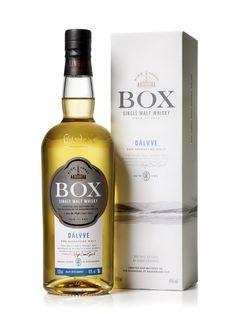 3/10 Box Dálvve Signature Malt Single Malt Whisky, Liquid Gold, Distillery, Bourbon, Whiskey Bottle, Wines, Liquor, Alcohol, Beer