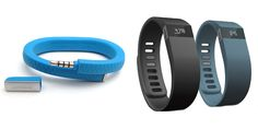 Jawbone vs. Fitbit- I'm trying to decide which fitness tracker to buy!!!