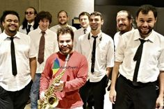O Teatro Commune recebe big bands nas segundas-feiras! No dia 29 de agosto, é a…
