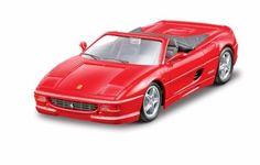 Maisto AL Ferrari F355 spider by Maisto. $17.51. From the Manufacturer                1:24 Ferrari Assembly Line Model Kit.                                    Product Description                Building models is a great hobby. Not only is it fun but you can learn about real vehicles by examining the individual parts as you put them together. All Maisto Assembly Line kits are already painted and do not require any glue. The parts snap together or are attached with f...