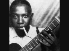 "lThis curse supposedly started with Robert Johnson who died in 1938 at the age of Vicious rumors stated that he made a pact with the Devil so that he could make ""great music."" Robert Johnson Johnson is credited with inventing the Blues. Robert Johnson, Johnson Johnson, Delta Blues, Jimi Hendrix, Billy Gibbons, Joe Perry, Eddie Van Halen, Jazz Blues, Blues Music"