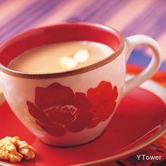 熱榛果奶茶食譜 - 飲料類料理 - 楊桃美食網 專業食譜
