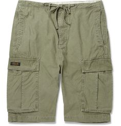 Neighborhood Cotton Cargo Shorts | MR PORTER