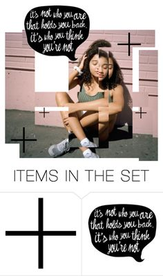 """"""" WE'LL BE JUST FINE """" by carlyym ❤ liked on Polyvore featuring art"""