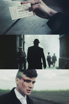 On the verge of a new obsession. It's drawing me in and I know I won't recover. - Peaky Blinders -