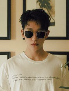 jung hae in Handsome Korean Actors, Handsome Boys, Asian Boys, Asian Men, Jung In, Yoo Ah In, Boy Models, Kdrama Actors, Pretty Men
