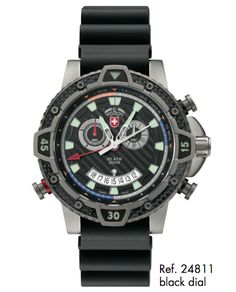 The new benchmark in Yachting Watches: TYPHOON SCUBA 24811 by CX Swiss Military Watch: https://www.swiss-military.net/navy
