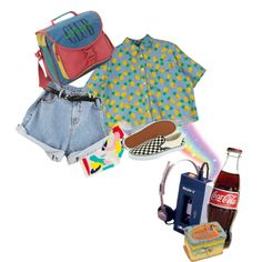 恋爱 f r i d a y c h i n a t o w n by trvdie on Polyvore featuring Chicnova Fashion, Seaspray, Vans, Tanners Avenue, cute, tumblr, japanese, chinatown and aesthetic