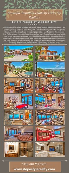 Heber City, Gated Community, Park City, Beautiful, Design, Style, Swag, Outfits