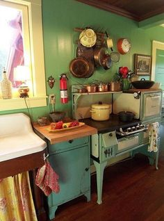 Someday, we WILL have a themed kitchen!