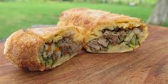 Paul's Cheeky Roll - River Cottage Australia. Looks like a tastier and healthier version of the chiko roll