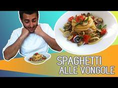 Spaghetti alle vongole (ricetta napoletana)- facile e veloce - YouTube