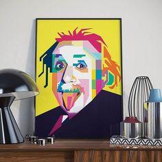 Straks er det et nytt år med nye muligheter! Rekk tungen til 2016 sammen med Einstein