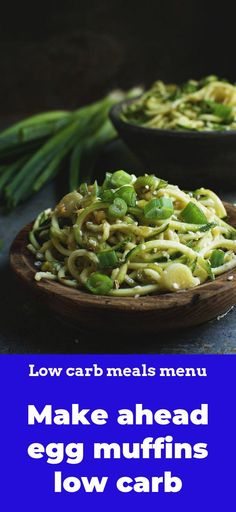 Make ahead egg muffins low carb. Low carbohydrate eating routine suggestions for Carb Free Diet Plan, Nom Nom Paleo, Low Carb Vegetables, Food Swap, Create A Recipe, Egg Muffins, Proper Nutrition, Weight Loss Diet Plan, Eating Plans