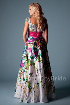 Modest Prom Dresses : Payton - LOVE THIS