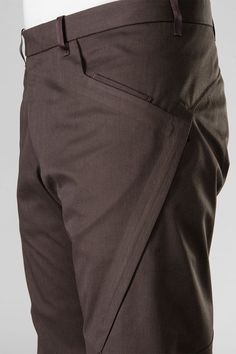 I dunno why but this is going on this board for me. I see these working w steampunk somehow. Visions of the Future: Spec Pant Indian Men Fashion, Mens Fashion, Pantalon Costume, Herren Style, Fashion Details, Fashion Design, Herren Outfit, Future Fashion, Men Dress