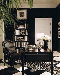 Professional Office Decor | Victorian Home Decor | Easy Home ...