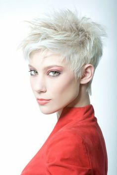15 Short Messy Hairstyles 2013 - 2014 | 2013 Short Haircut for Women