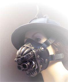Respirator Skull