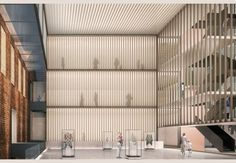Winner Chosen to Design Annex to Chile's National History Museum,Courtesy of Aguiló + Pedraza arquitectos