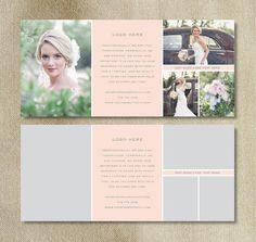 Rack Card Design Template for UPrinting di designbybittersweet