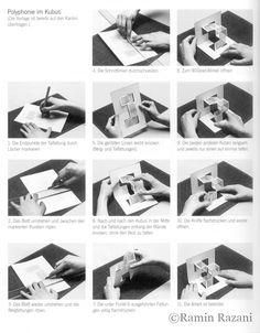 Ramin Razani - Phantastische Papier  Kirigami