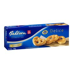 I'm learning all about Bahlsen Delice Fine European Biscuits at @Influenster!