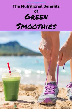 The nutritional benefits of green smoothies are numerous. Green smoothies improve your nutritional density of your caloric intake. Best Green Smoothie, Healthy Green Smoothies, Green Smoothie Recipes, Fast Weight Loss Tips, How To Lose Weight Fast, How To Eat Better, Keto Diet Plan, Natural Herbs, Natural Medicine