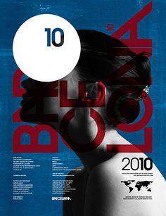 Barcelona - Showusyourtype Exhibit 2010 on the Behance Network
